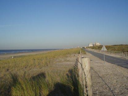 Zee duinen en Kijkduin